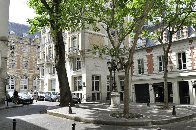 Place de Furstenberg. Photo: American Concierge