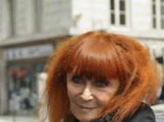 Designer Sonia Rykiel in 2009