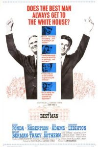 "Film poster for ""The Best Man"" (1963)"