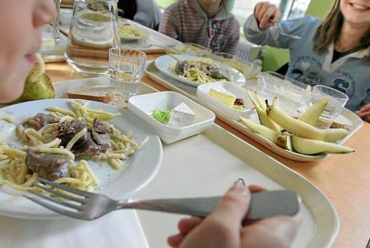 Paris school lunch