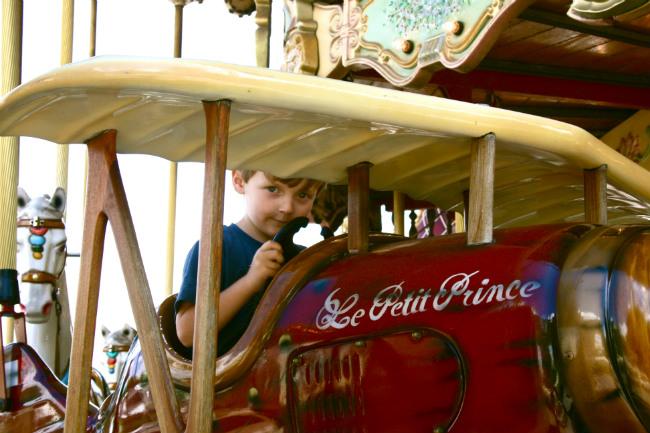 Photo Essay: Paris is Paradise for Kids