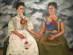 """Frida Kahlo's """"The Two Fridas"""""""