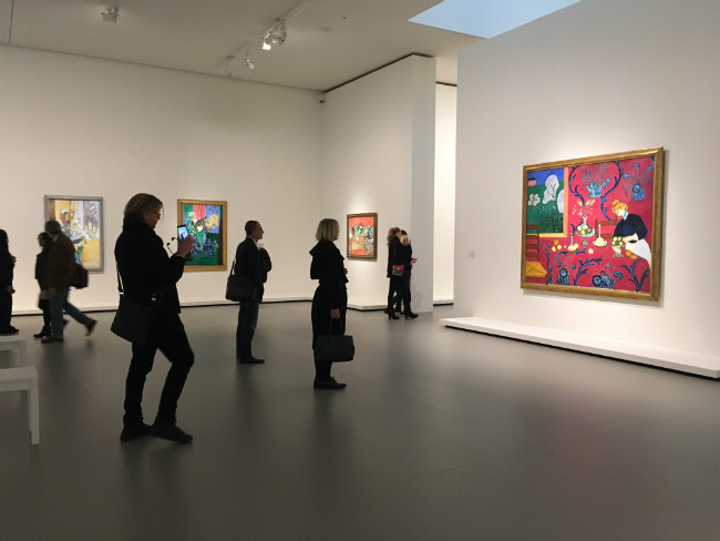 """Shchukin Collection"" at the Fondation Louis Vuitton"
