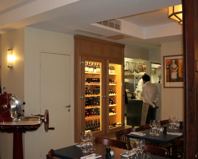 Jaïs restaurant