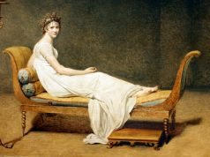 Madame Récamier, by Jacques Louis David