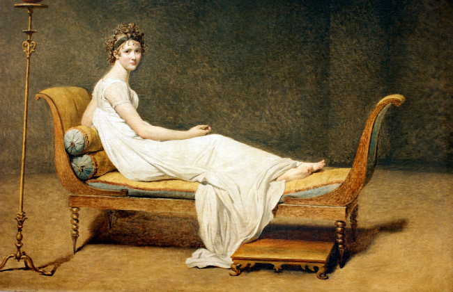 Joséphine and Juliette: Neoclassical Goddesses of Paris Fashion
