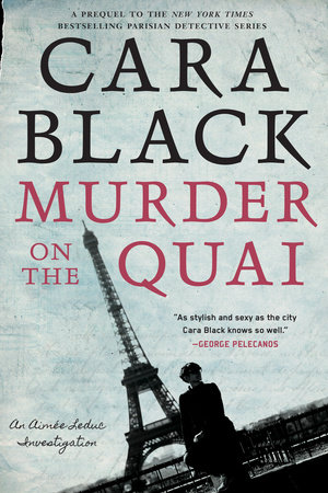 "A Chat with Cara Black, Author of ""Murder on the Quai"""