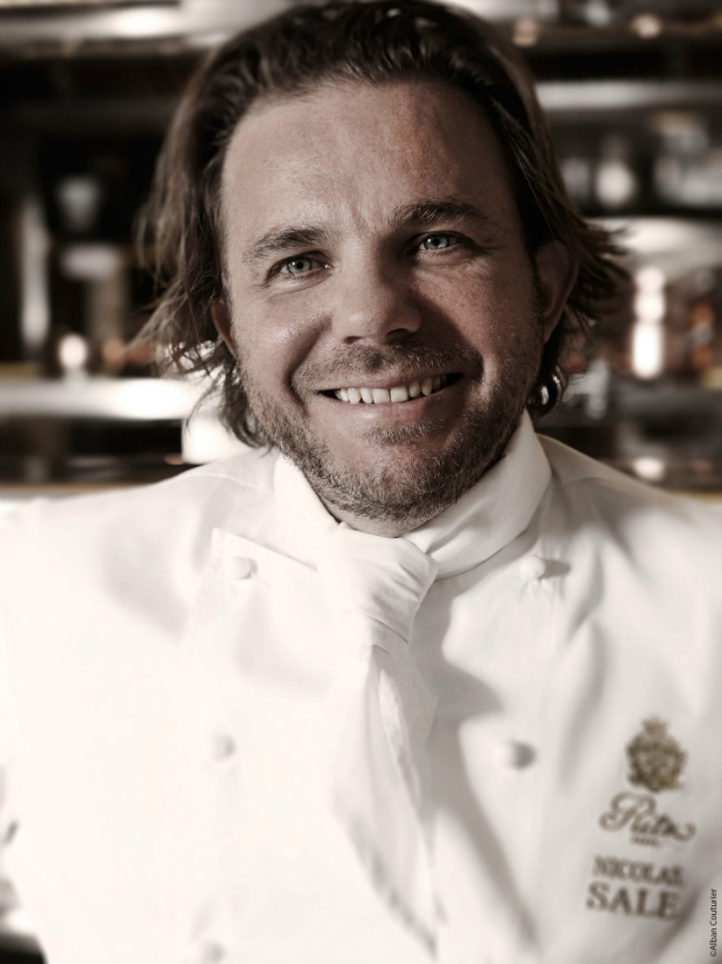 Chef Nicolas Sale