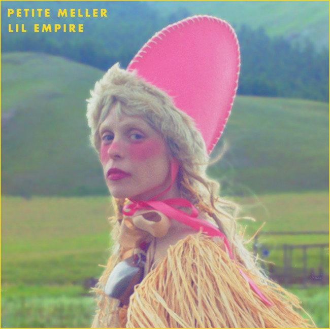 "album artwork for Petite Meller's ""Lil Empire"""