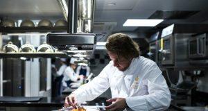 The kitchens of the Ritz Paris