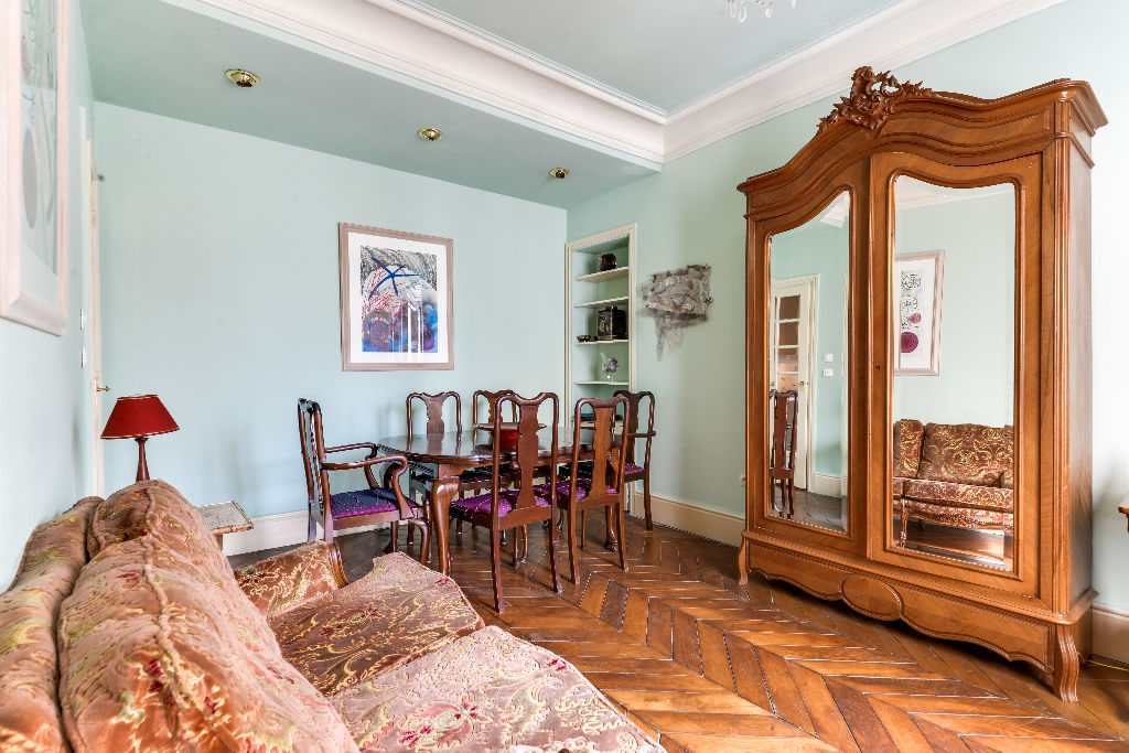 For Sale: Classic 2-Bedroom Paris Apartment in the 9th