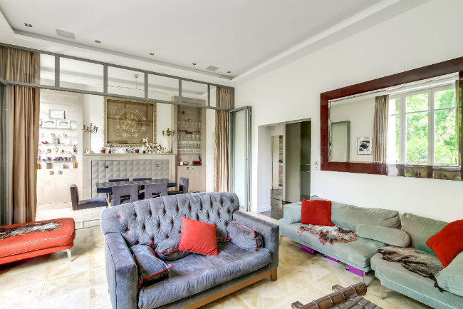 For sale 3 bedroom apartment near the eiffel tower - Hotel particulier lille ...