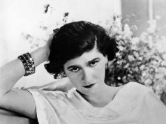 Coco Chanel in 1920