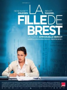 "poster for ""La Fille de Brest"""