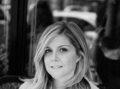Author Lauren Collins