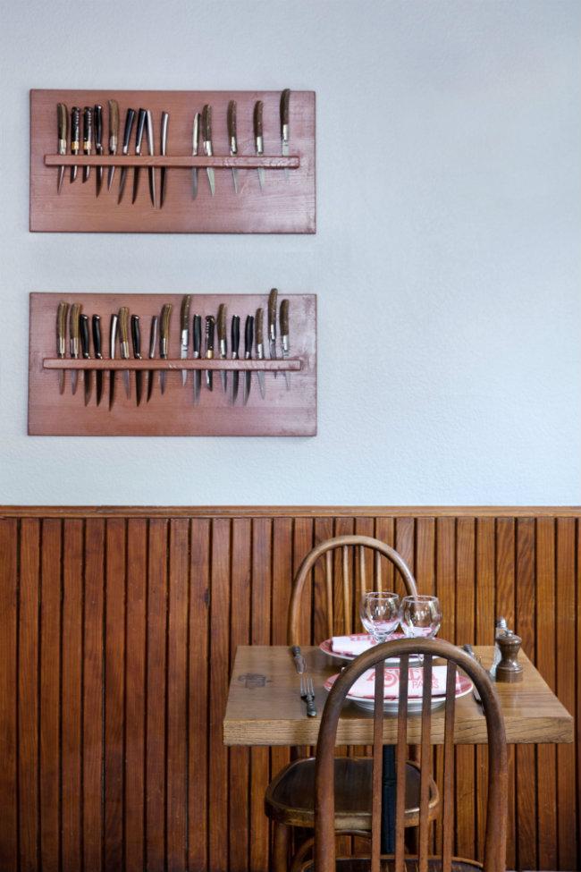 Astier restaurant. Photo credit: Roberta Valeria