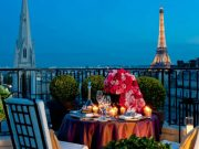 Four Seasons George V in Paris