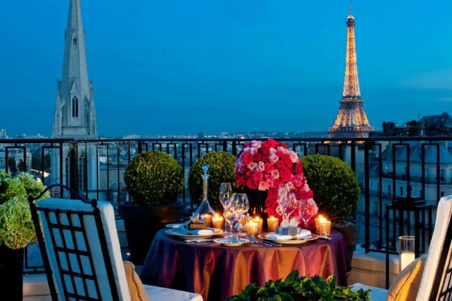 La Première Fois: A Paris Memory by Claudette Primeau