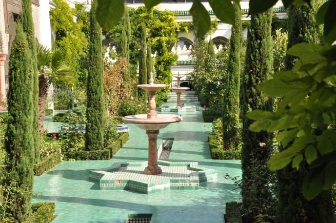 Naked in Paris: The Hammam at the Grand Mosquée de Paris