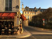 The rue Vieille-du-Temple and the Picasso Museum