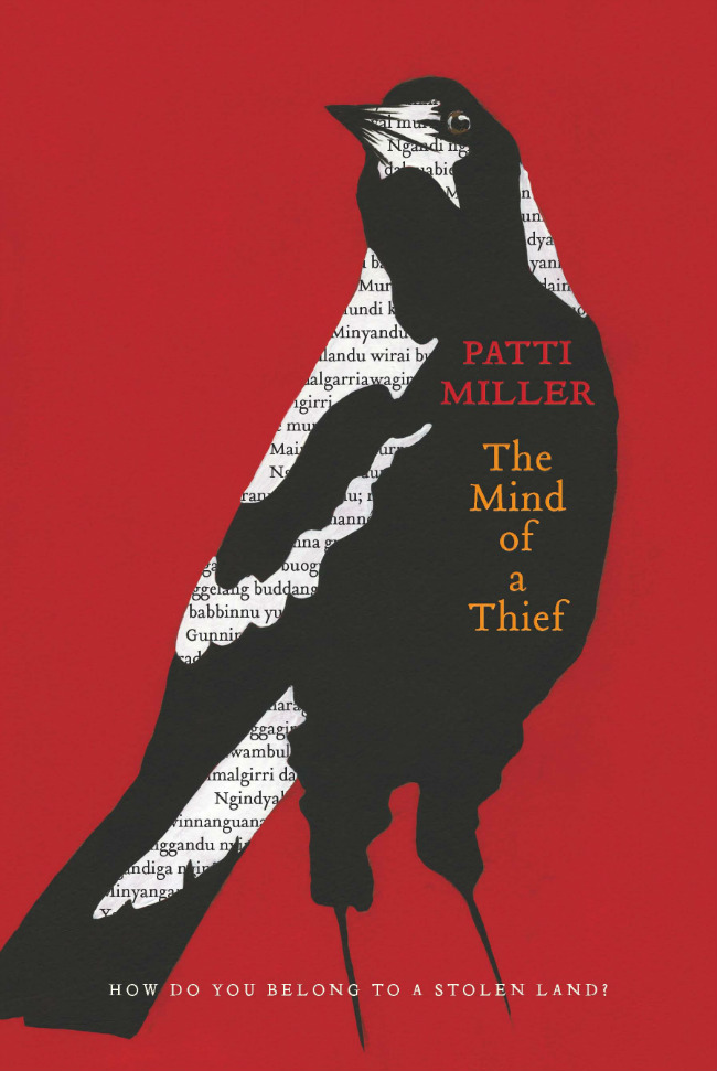 """The Mind of a Thief"" by Patti Miller"