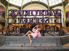 Victoria's Secret Fashion Show 2016, Paris