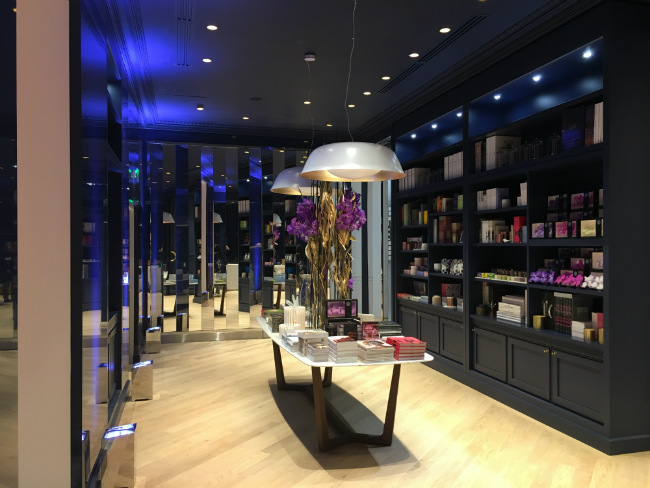 Grand Musée du Parfum, bookstore