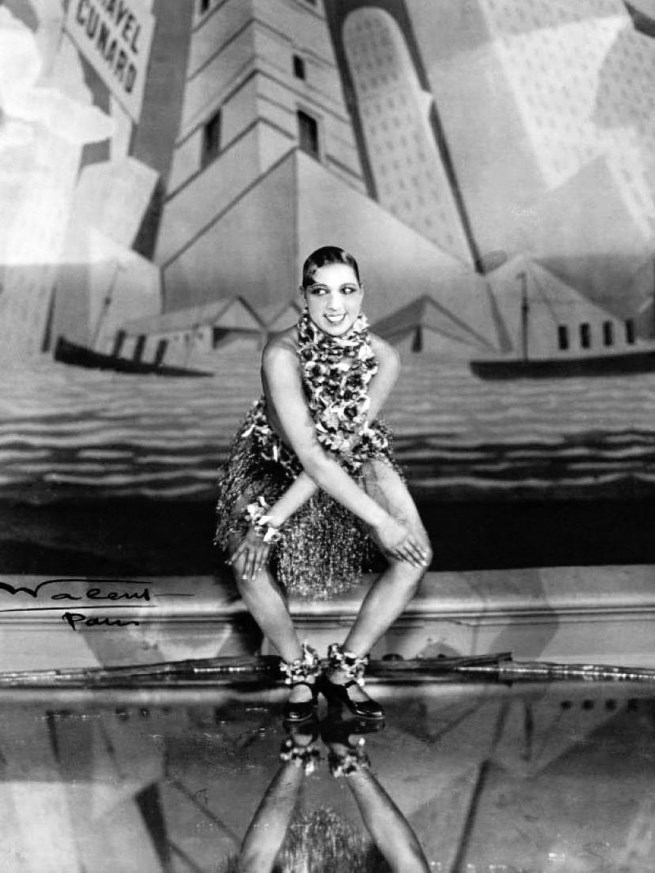 Americans in Paris: The Fabulous Josephine Baker
