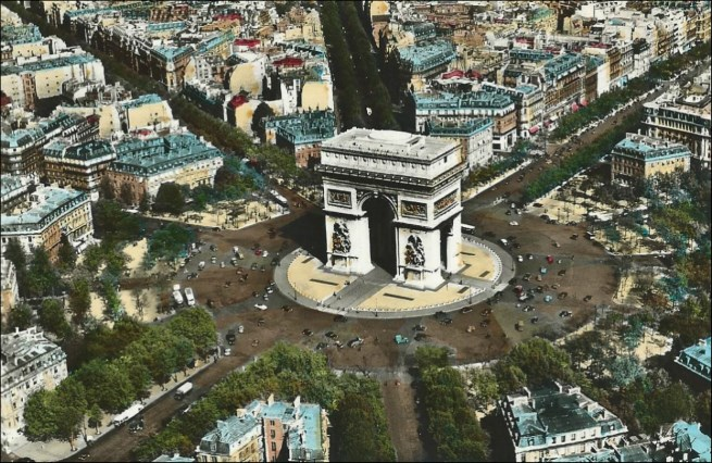 Biking To The Arc De Triomphe A History Of Cycling In The