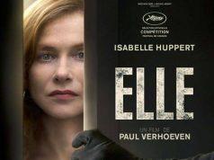 Elle, starring Isabelle Huppert