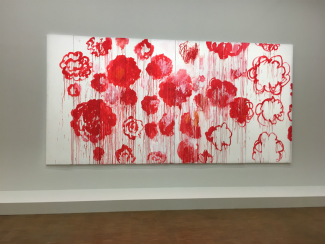 Cy Twombly in Paris: Blockbuster Exhibition at Centre Pompidou