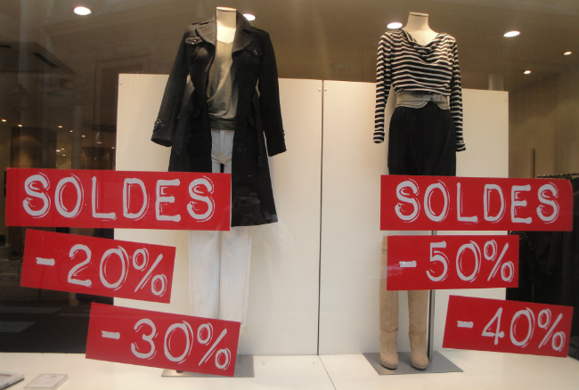 Shopping the Soldes d'Hiver: Winter Sales in Paris
