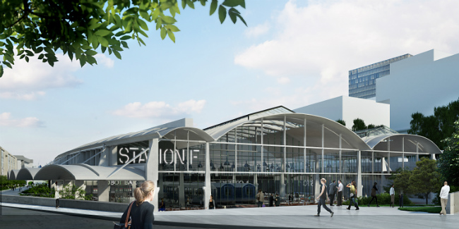Technology in Paris: All You Need to Know about Station F