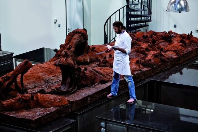 patrick roger sculpture exhibition at the elephant paname art in paris. Black Bedroom Furniture Sets. Home Design Ideas