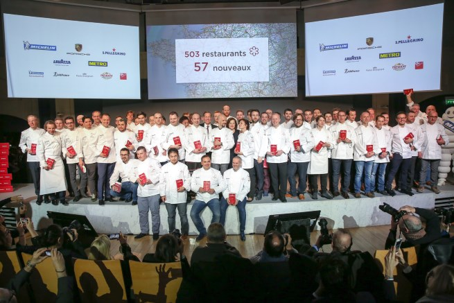 Michelin France 2017: The Winners Are Announced