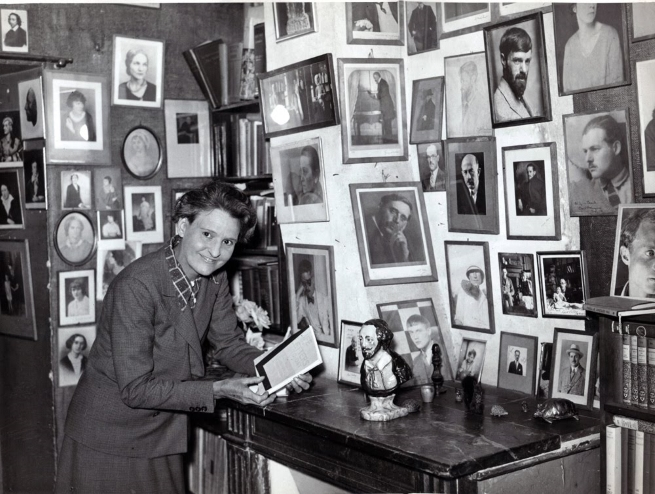 Americans in Paris: Sylvia Beach, Founder of the Influential Bookshop, Shakespeare & Company