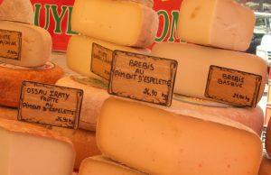 A cheese shop in Paris