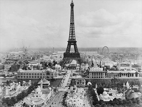 Towering Above it All: The Eiffel Tower