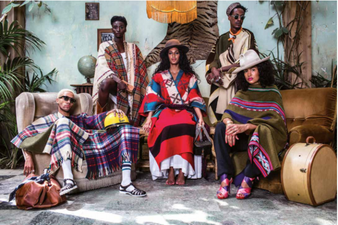 """Galeries Lafayette to Open Sundays & Introduces Exciting New """"Africa Now"""" Event"""
