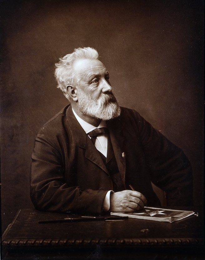 The World of Jules Verne, an Extraordinary Voyager