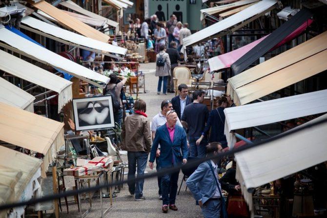 The Fabulous Antique Shops of Paris
