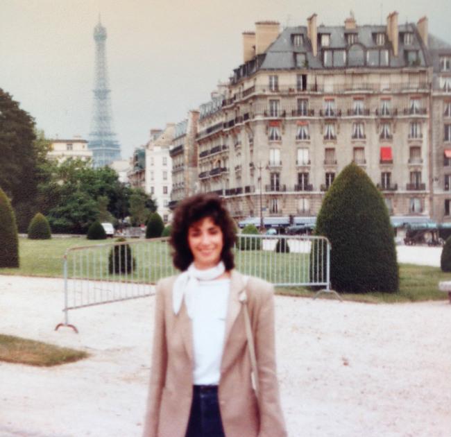 La Première Fois: A Paris Memory by Robin Sladen