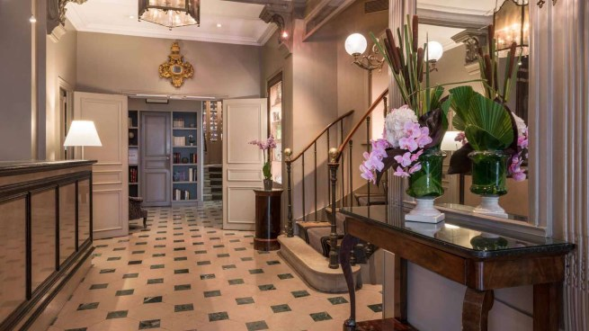 Hotel Louison: Charming Boutique Hotel in the 6th Arrondissement