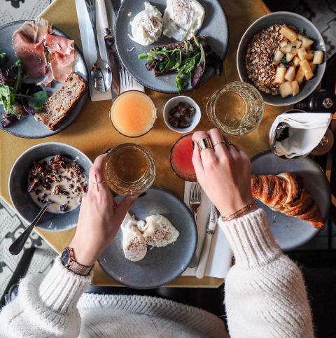 Bookable Brunch: Top Paris Restaurants to Reserve- No Waiting in Line!