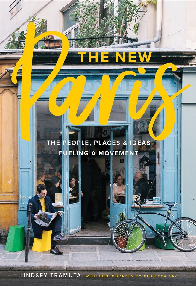 Lindsey Tramuta: An Interview with the Author of 'The New Paris'