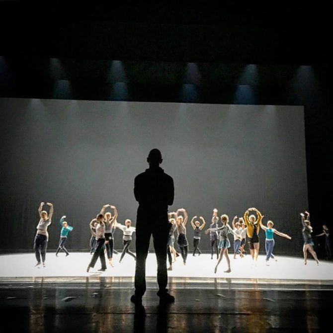 Paris Opera Ballet Talk at Albertine Fest in NYC: Albertine Bookstore