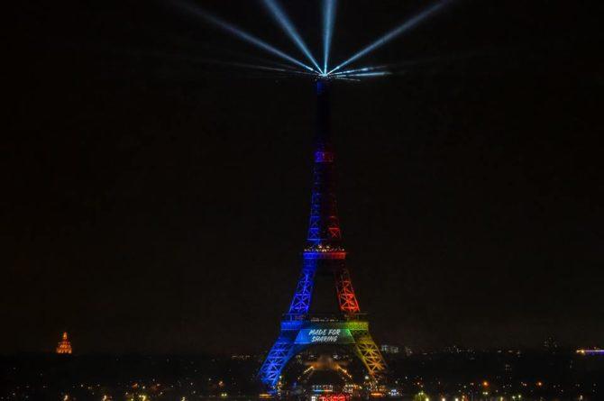 Paris's Bid to Host the 2024 Summer Olympics