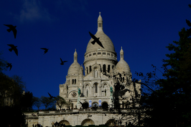 La Première Fois: A Paris Memory by Ron Saranchuk