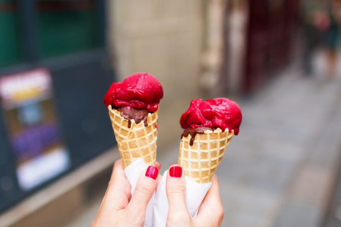 Berthillon and Beyond: The Best Ice Cream in Paris