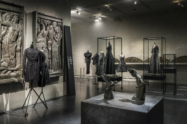 A Master Couturier: Balenciaga at the Musée Bourdelle